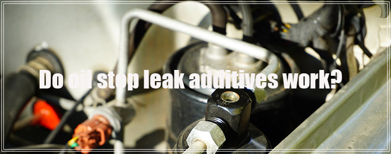 ✅Does stop oil leak additive actually work? Read to know