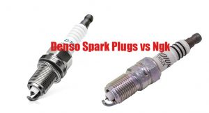 Denso spark plugs vs ngk