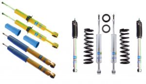 Shocks And Struts For Toyota Tundra