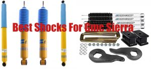 Best Shocks For Gmc Sierra