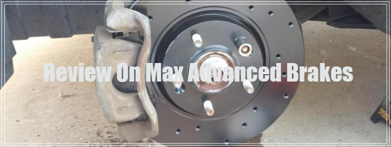Max Brakes Front /& Rear Elite E-Coated XDS Rotors and Metallic Pads Brake Kit TA183783-2