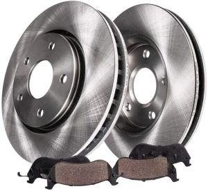 Detroit Axle Disc Brake Kit Rotors